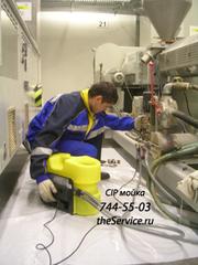 Инструмент и CIP-станции для промывки и очистки теплообменников в Орле