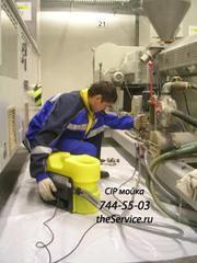 Оборудование для промывки и очистки теплообменников в Орле