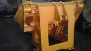 Изготовление передней полурамы для погрузчика ТО-30