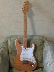 Продам отличный ясеневый Fender japan Reissue 71
